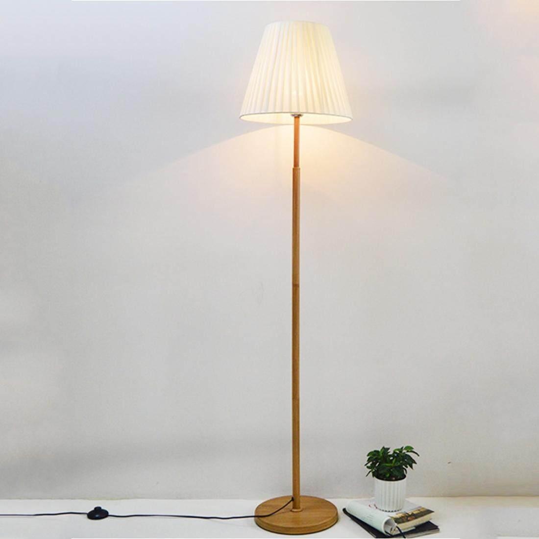 YWXLight Bedroom Floor Lamp Simple Vertical Floor Lamp