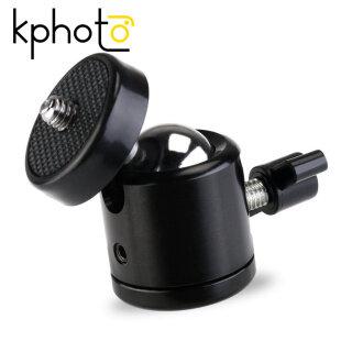 Kphoto Giá Đỡ Ba Chân Đế Gắn Hot Shoe 1 4 Bộ Chuyển Đổi Bóng Đầu Bi Mini 360 Giá Đỡ Đầu Bóng Có KHóa Đèn LED Giá Đỡ Đèn Flash Cho Máy Ảnh DSLR DV thumbnail