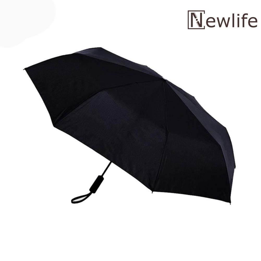 Newlifestyle Xiaomiyoupin WD1 3 Folding Automatic Umbrella UPF50+ UV Sunscreen Parasol