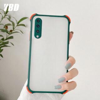 YBD Ốp Chống Sốc 4 Góc Dành Cho Samsung Galaxy A50 A50S Ốp A70 A70S A30S Ốp Điện Thoại Cứng Bảo Vệ Máy Ảnh Chính Xác Ốp Lưng Mờ thumbnail
