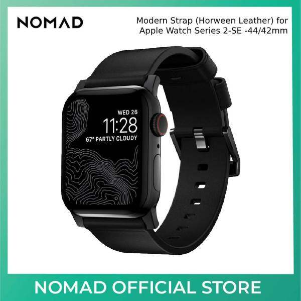 Nomad Modern Strap (Horween Leather) for Apple Watch Series 2-SE -44/42mm Malaysia