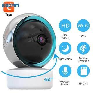 ESCAM Camera An Ninh Trong Nhà 2MP Camera WiFi 1080P Webcam Phát Hiện Chuyển Động Theo Dõi Âm Thanh Thông Minh 2 Chiều Tầm Nhìn Ban Đêm 360 thumbnail