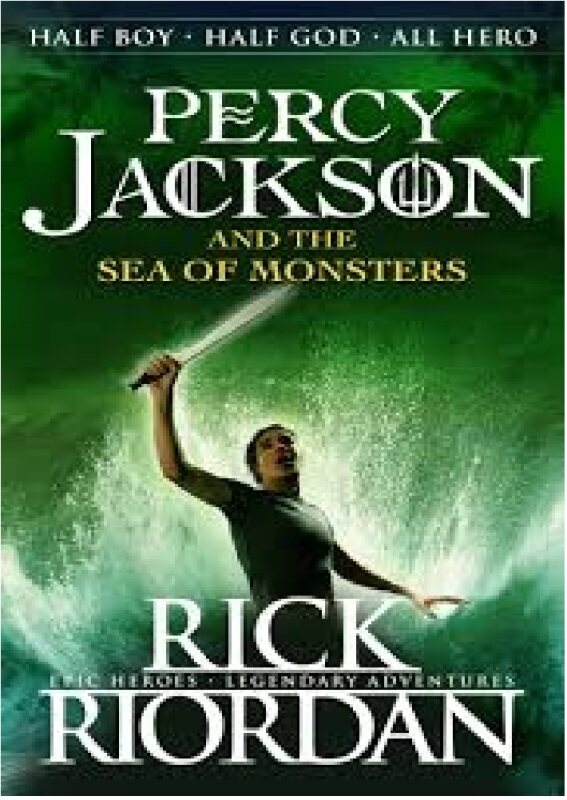 Percy Jackson and the Sea of Monsters: 9780141346847: By Riordan, Rick Malaysia