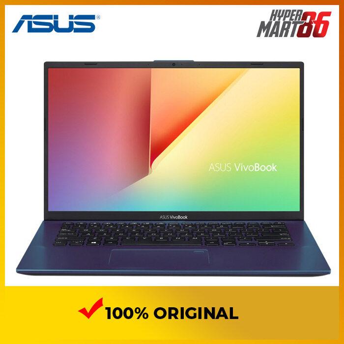 Asus Vivobook A412D-AEK415T Notebook Blue (14inch/AMD R7/4GB/512GB SSD/AMD) Malaysia