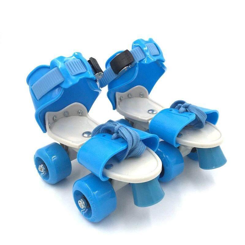 Phân phối Trẻ Em Trẻ Em Có Thể Điều Chỉnh Tốc Độ Quad Lăn Giày Cho 3-6 Lứa Tuổi Bé Trai Bé Gái