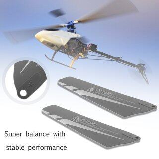 [Limited Time Promotion] 1 pairs Plastic Main Rotor Blades Propellers Spare Parts For DFD 4Ch F103 F103B thumbnail