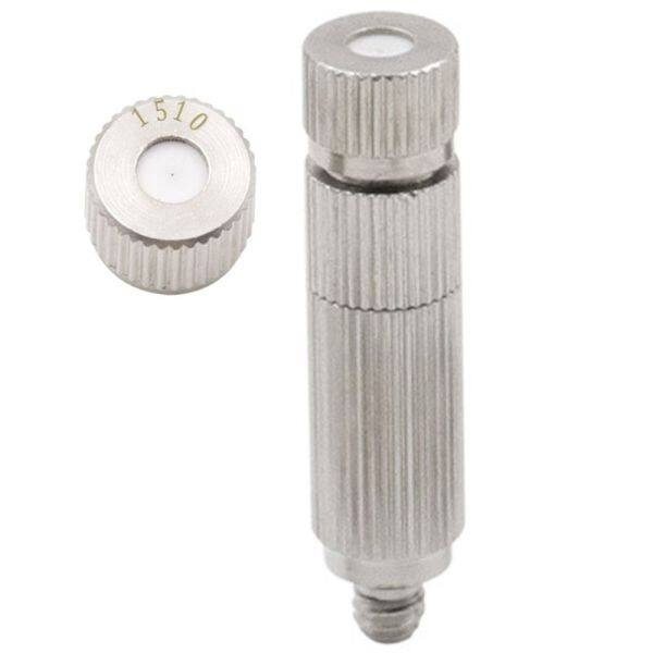 Multipurpose High Pressure Copper Filter Atomizing Nozzle Garden Agriculture Industry Durable Cooling Humidify Sprayers
