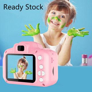 [Apla] Trẻ Em Mini Dễ Thương Máy Ảnh Kỹ Thuật Số, Máy Ảnh Chụp Ảnh 2.0 Inch Đồ Chơi Trẻ Em 1080P Video Recorder Máy Quay Phim thumbnail