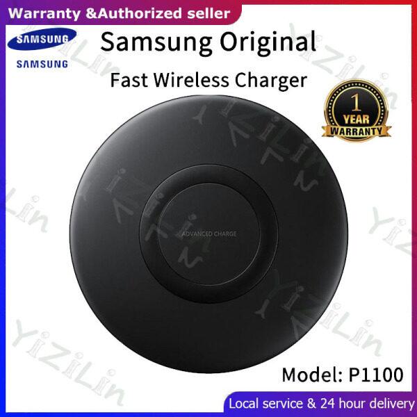 Bộ Sạc Không Dây Samsung Bộ Chuyển Đổi Sạc Nhanh Thông Minh Qi Với Giao Diện USB Type-C Cho Samsung Galaxy S10 S9 S8 Note 10 + 9/iPhone X XR XS 8/ Smart Pad 【Mẫu 2019: EP-P1100