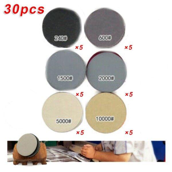 Wheel Sandpaper Disc Abrasive Furniture Woodworking Polishing Tool 2 inches Sanding Durable