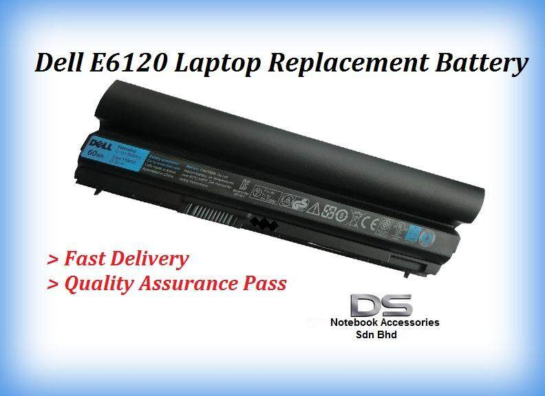 Replacement Laptop Battery for Dell Latitude E6330S / Dell E6320 Battery Malaysia