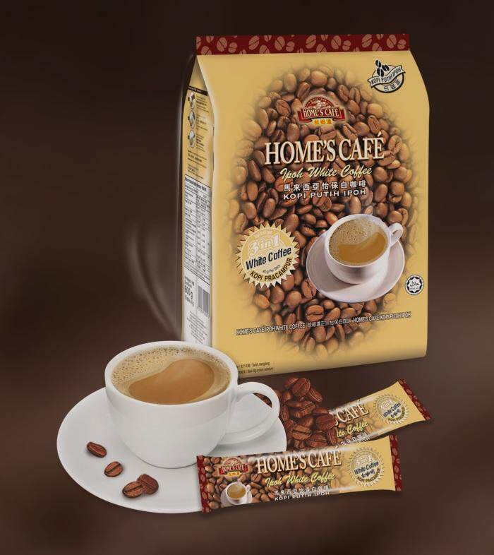 Home's Cafe 3 in 1 Original White Coffee (15*40g)