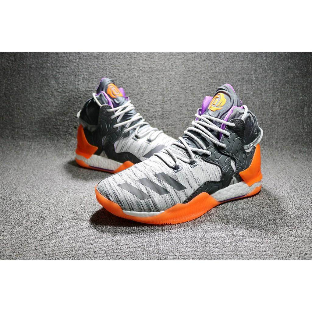 watch 983a6 5c63c Adidas D Rose 7 Boost Rose 7 generation basketball shoes BB8193