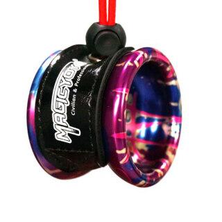 Magic Yoyo Toy Professional Yo-Yo Accessories Waist-Hanging Shaft Puller Set thumbnail