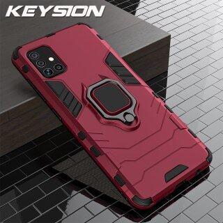 Ốp Chống Sốc KEYSION Dành Cho Samsung Galaxy A71 A51 5G Ốp Lưng Điện Thoại A70E A70S A50S M11 A01 Dành Cho Samsung A11 A31 A41 M31 A21S thumbnail