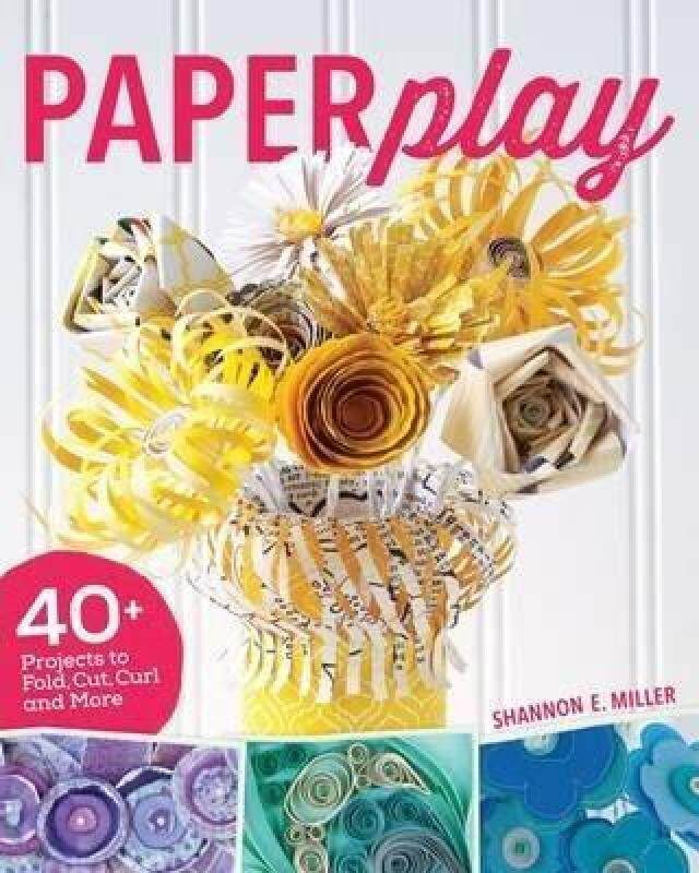 Paperplay: 40+ Projects to Fold, Cut, Curl and More Malaysia