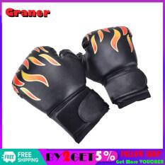 Găng tay tập boxing cho trẻ em, găng tay đấm bao cát luyện tập Kickboxing chiến đấu MMA – INTL