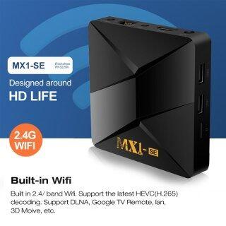 Đầu phát đa phương tiện TV HD 4K lõi tứ MX1-SE RK3228A Android 9.0 TV Box 2GB 16GB 2.4 Gam Wifi - INTL thumbnail