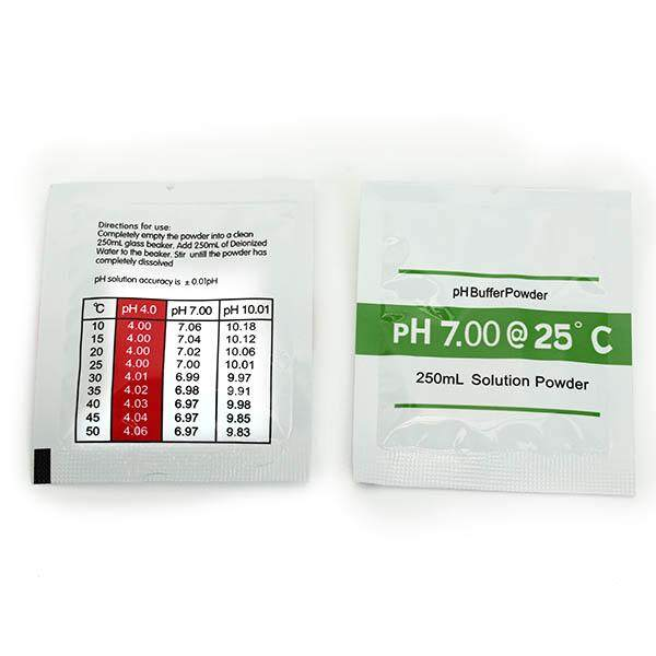 A11 New PH Buffer Powder for PH Test Meter Measure Calibration Solution