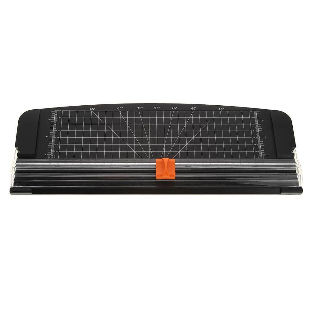 Mua 〔questionno〕Portable Mini A4 Precision Paper Trimmer for DIY Scrapbook Photo Cutter Mat