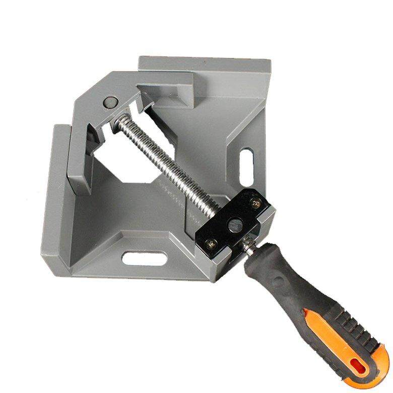 HORI Right Angle Clamp, Housolution Single Handle 90° Aluminum Alloy Corner Clamp