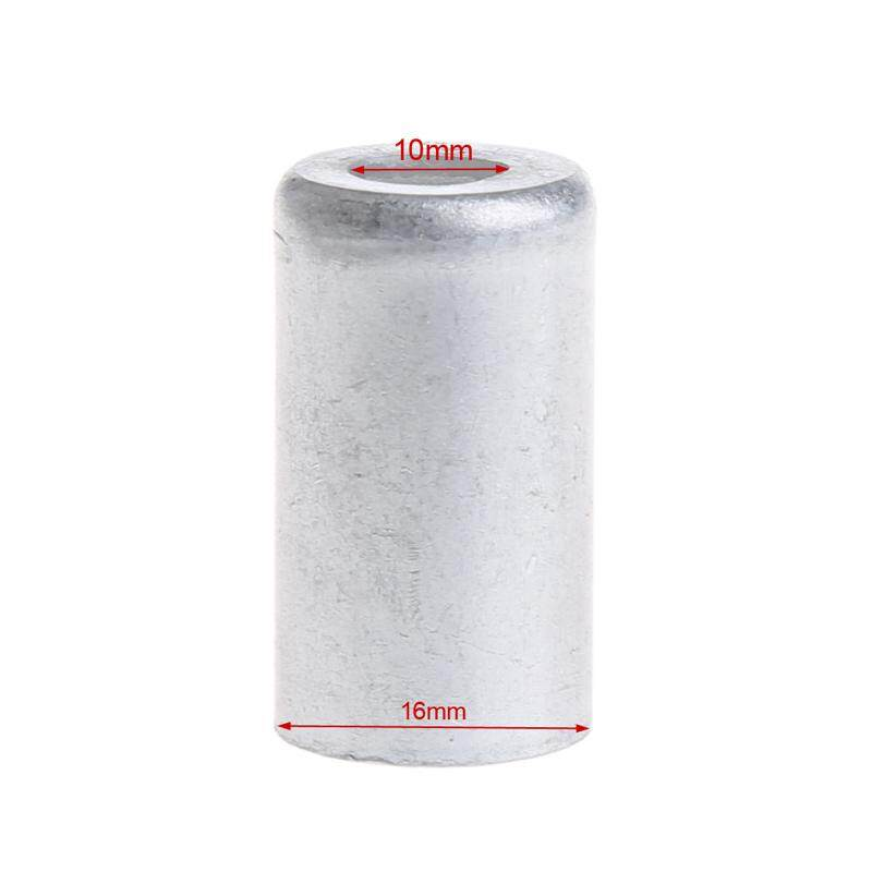 10Pcs Crimp Ferrule For Auto A/C Air Reduced Barrier Refrigerant Hose R134a