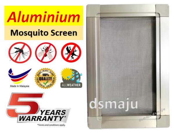 Malaysia DIY Aluminium Insect Screen Aluminium Frame Mosquito Net Fiber Mesh Set