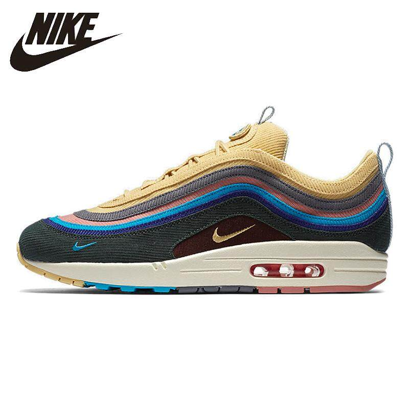 9da622750 Nike Air Max 97/1 Sean 2018 Summer New Man Running Shoes Comfortable  Sneakers AJ4219