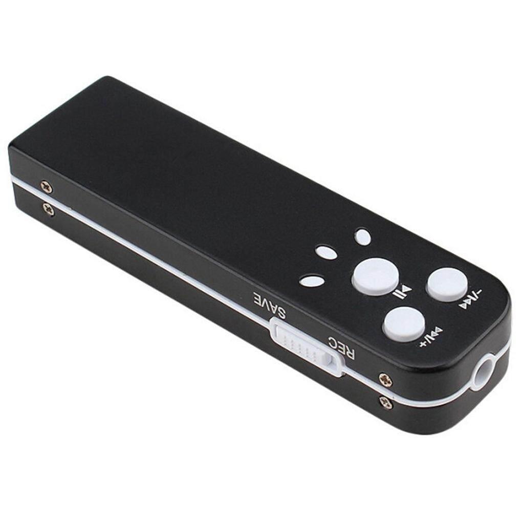 Professional Mini Pocket 8GB Pen Digital Audio Voice Recorder 40 Hours Long Portable Mini Recording Dictaphone