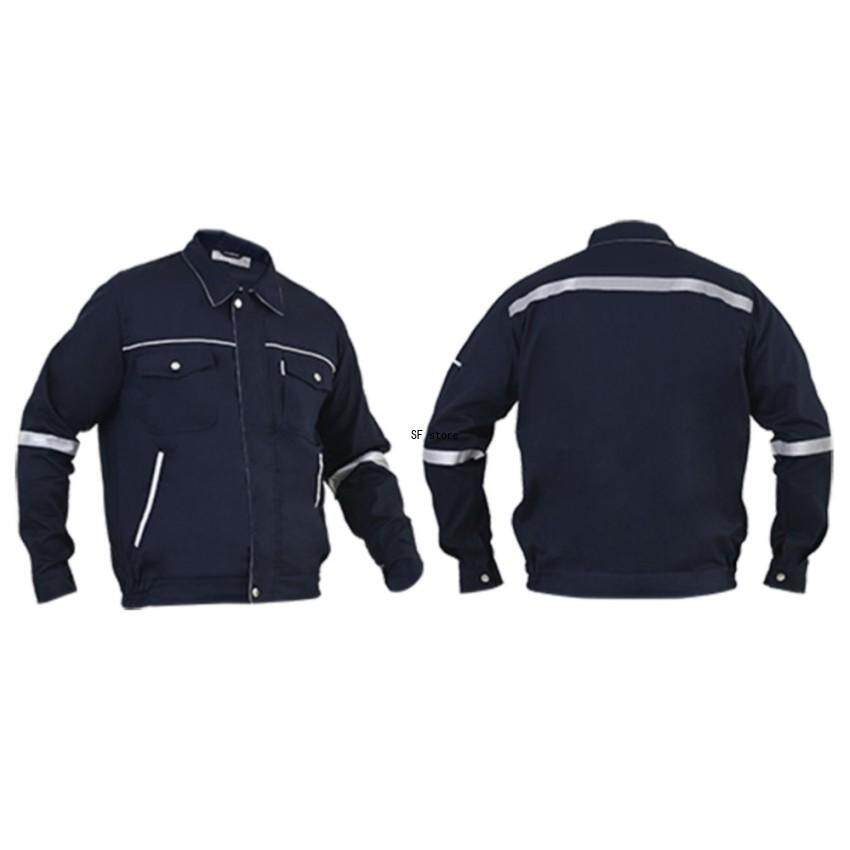SF Safety Working Jacket Long-Sleeved Male Jacket