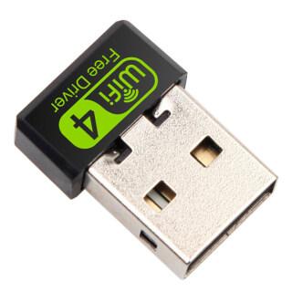 CozyySpace Card Mạng Không Dây Độc Đáo Bộ Chuyển Đổi Wifi Mini USB 2.0 USB 2.0 Không Ổ Đĩa Di Động Cho Máy Tính thumbnail