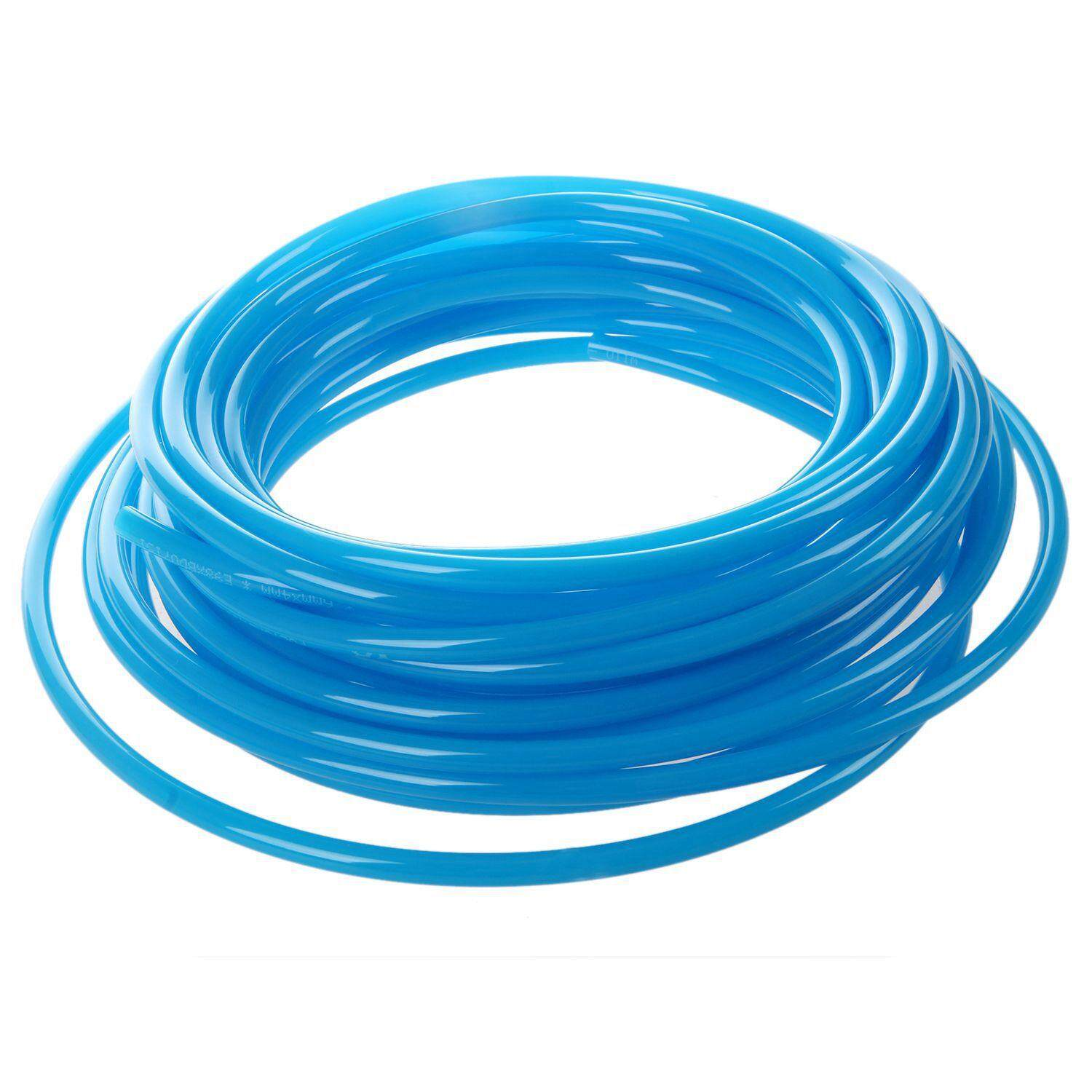 Pipes For Sale Hoses Prices Brands Review In Philippines Electric Wire Pipe 10m 328ft 6mm X 4mm Pneumatic Polyurethane Pu Hose Tube Blue