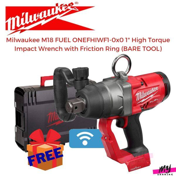 Milwaukee M18 FUEL ONEFHIWF1-0x0 1 High Torque Impact Wrench with Friction Ring (BARE TOOL)