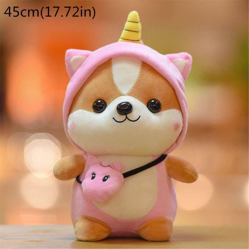 "Cute Squirrel Plush Doll Toy In Clothes-Bee Dinosaur Elk 8.5""~18"" Boy Girl Gift"