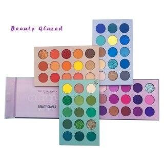 Bảng phấn mắt trang điểm 60 màu siêu đẹp chống nước, chống mồ hôi, bền màu - INTL thumbnail