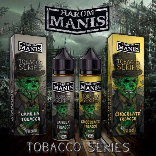E-Juice - Harum_ Manis T.B.C Series / E-Juice / 60ML / (2 Flavour) - E Juice Malaysia