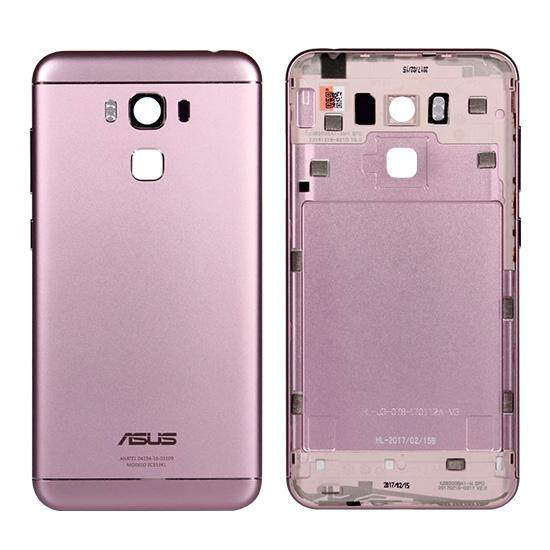 For Zenfone 3 Max ZC553KL X00DD Back Cover Housing Door With Camera Len  Replacement Parts 5 5 inch