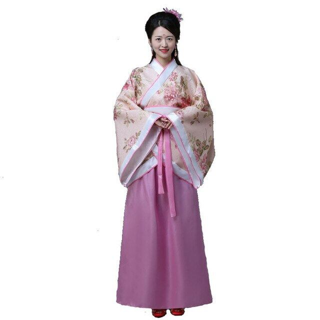 Chinese Girls/' Ancient Dance Instruments Dramaturgic Robe Dress cosplay Costume