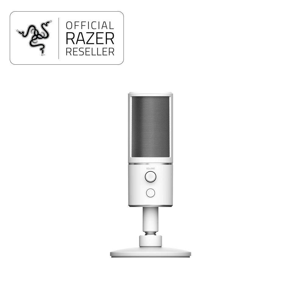 Razer Seiren X Mercury - Gaming Microphone [PC][Streamer][Live][Broadcast]