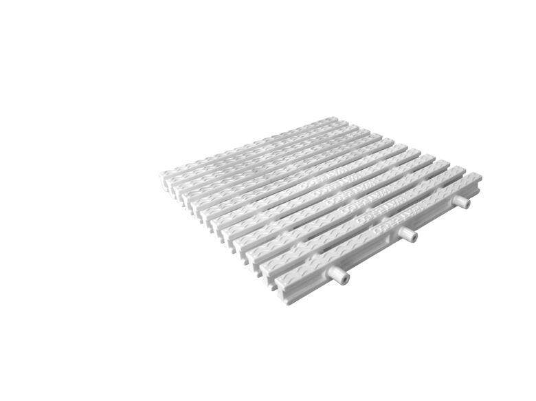 WATERCO's Flush Deck Grating 1SQFT