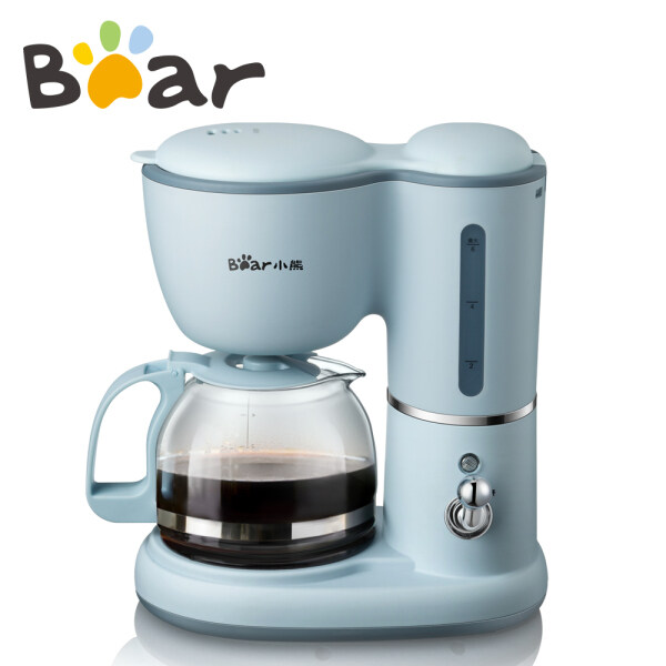 Bảng giá Bear Coffee Machine 0.6L Automatic Small Drip Pot Drip Filter Machine Home Brew Tea Brewing Coffee Pot Blue KFJ-A06K1 Điện máy Pico