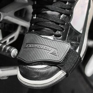 YIDEA HONGKONG 1 Chiếc Giày Sang Số Xe Máy, Phụ Kiện Cần Số Bảo Vệ Ủng Chống Nước Chống Trượt thumbnail