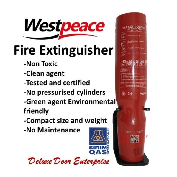 Westpeace Portable Fire Extinguisher / fire extinguisher