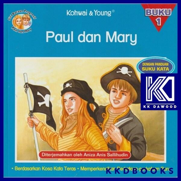 Kohwai: Siri Bacaan Progresif Paul Dan Mary (Nipis): Buku 1 Malaysia