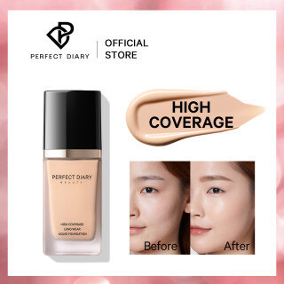 Perfect Diary High Coverage Long-Lasting Natural Finish Liquid Foundation Makeup thumbnail