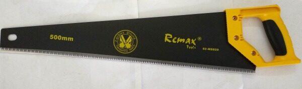 REMAX 20 HAND SAW NON STICK TEFLON COATED 3 ANGLES GROUND HANDSAW 82-MS820 GERGAJI KAYU