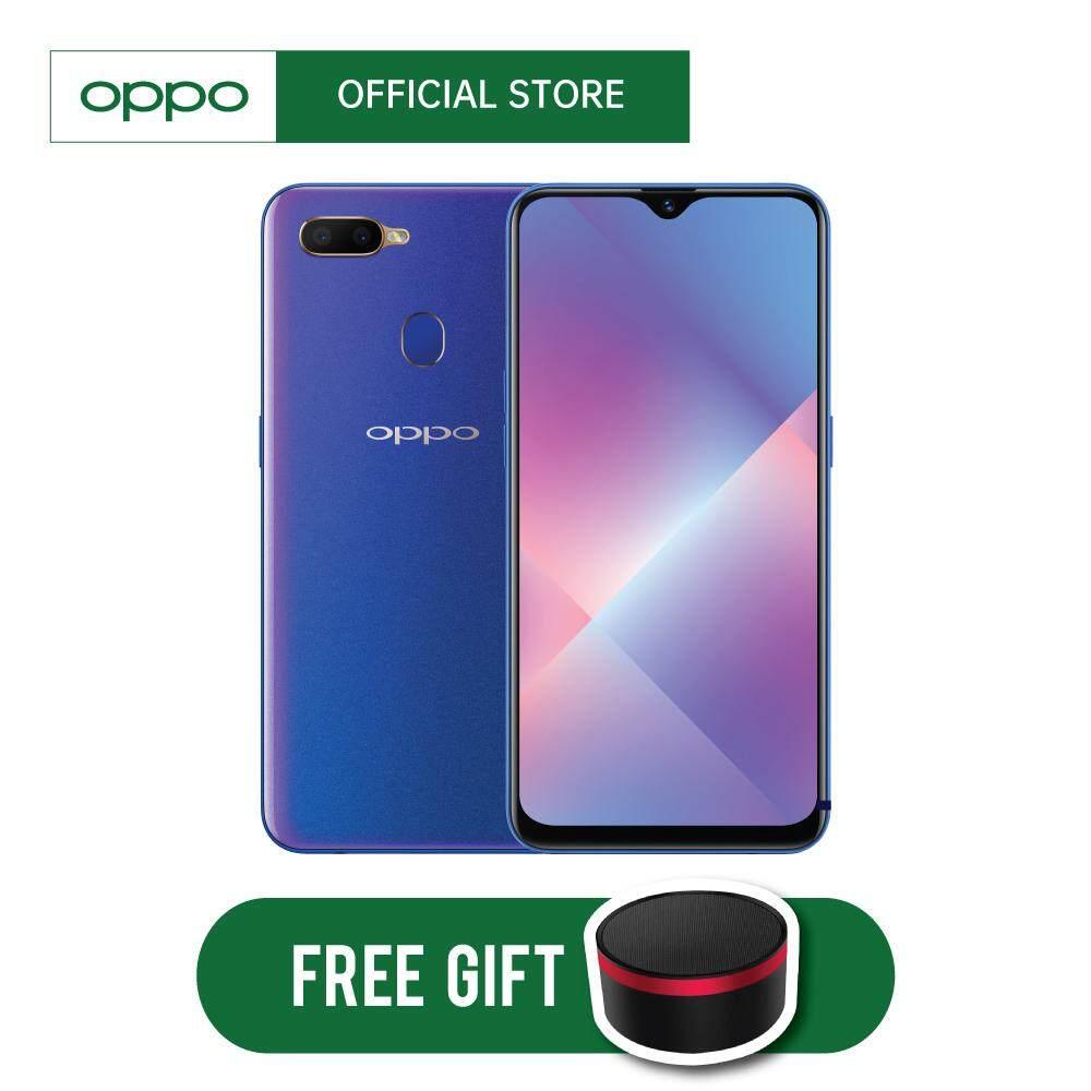 OPPO A5s - 4230mAh Battery, Waterdrop Screen