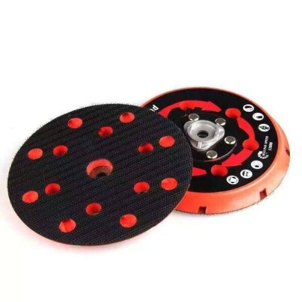 DUAL Action Polisher Backing Pad 5 inch