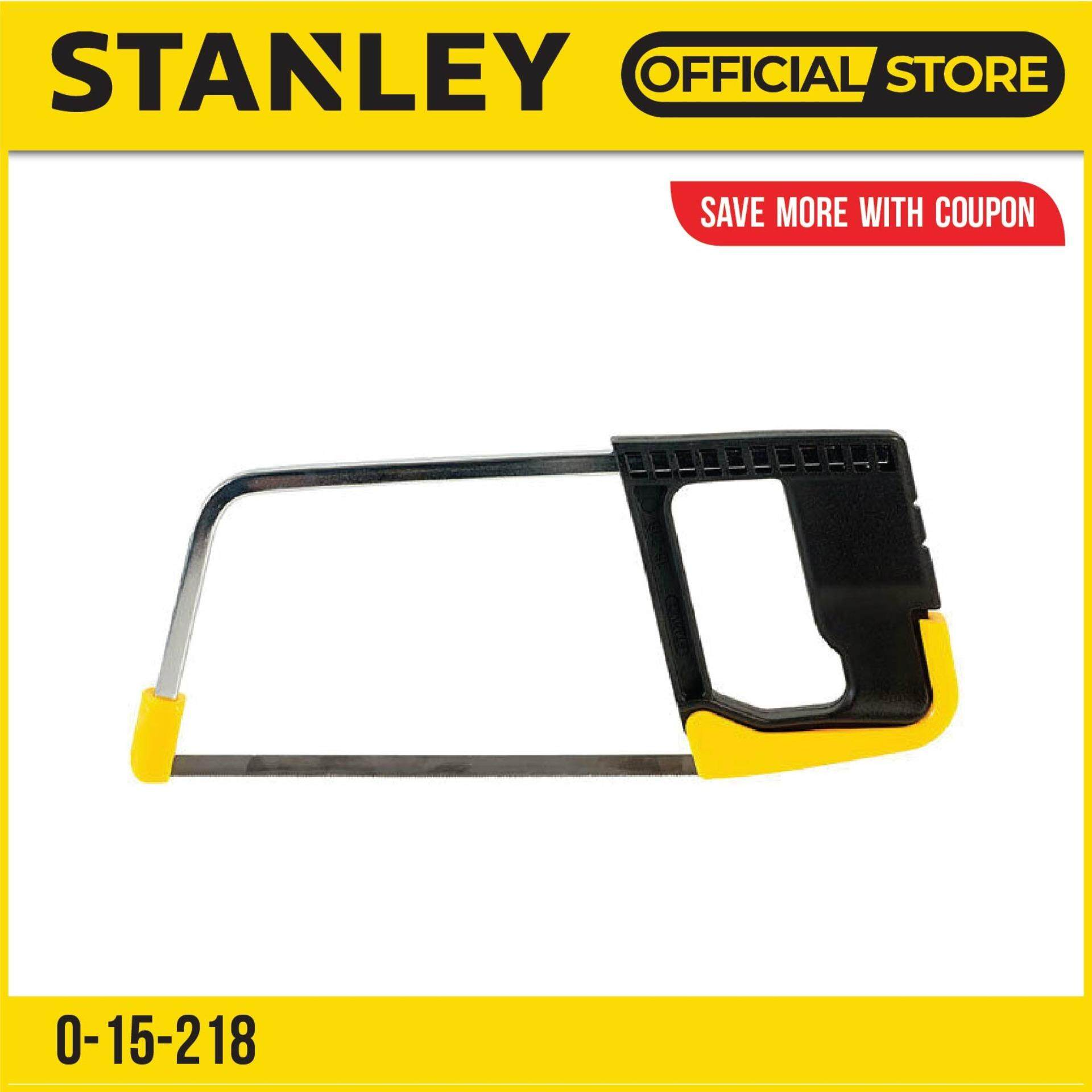 Stanley 0-15-218 (15-218-0) Junior Hacksaw 150mm/6in