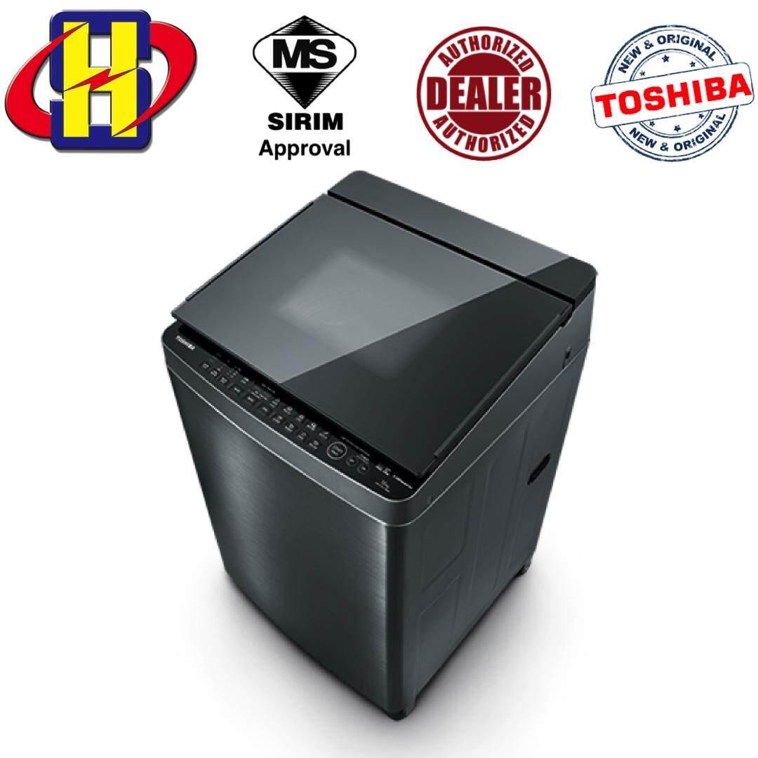 Toshiba Washing Machine AW-DG1700WM 16.0 KG SDD Inverter Washing Machine